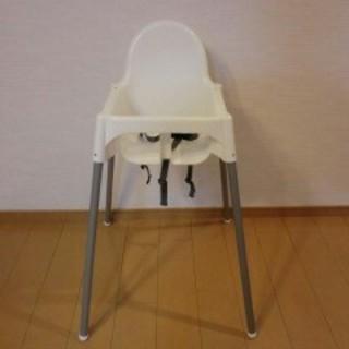 イケア(IKEA)の美品 IKEA ハイチェアベビーイス(その他)