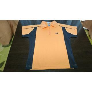ヨネックス(YONEX)の女性スポーツ上着(ポロシャツ)