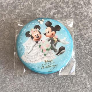 ディズニー(Disney)の非売品 ディズニー ミラコスタ ウェディング バッジ FTW(ノベルティグッズ)