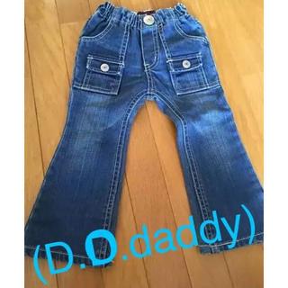 ダディオーダディー(daddy oh daddy)の80サイズ デニム(パンツ)
