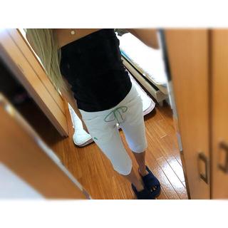 アディダス(adidas)のadidas 膝丈パンツ ルームウェア(ハーフパンツ)