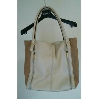 アンタイトル(UNTITLED)の♡ビジネスにも♡優しい女性らしいお色のバッグ(トートバッグ)