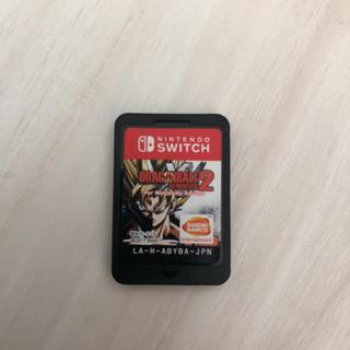 ニンテンドースイッチ(Nintendo Switch)のドラゴンボールゼノバース2 スイッチ(家庭用ゲームソフト)