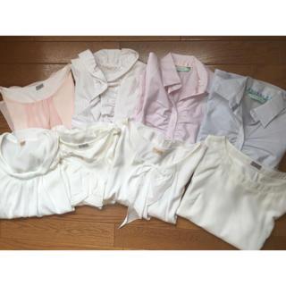 アオキ(AOKI)のブラウス  カットソー   まとめ売り  スーツスタイル(スーツ)
