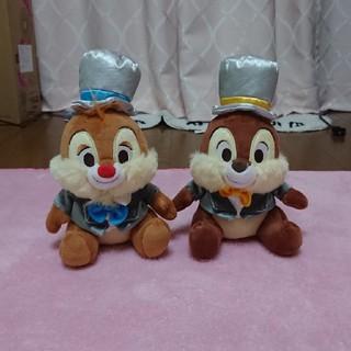 ディズニー(Disney)のチップ&デール  ぬいぐるみ(ぬいぐるみ)