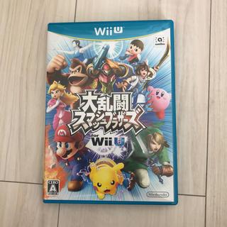 Wii U - 大乱闘スマッシュブラザーズ wiiU