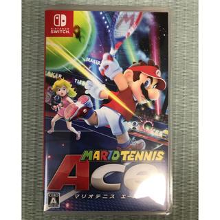 ニンテンドースイッチ(Nintendo Switch)の最安値! マリオテニスエース(家庭用ゲームソフト)