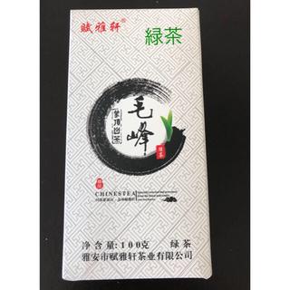中国茶 蒙頂山茶 绿茶(茶)