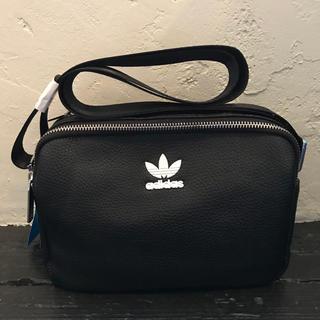 アディダス(adidas)のADIDAS ショルダーバッグ shoulder bag レザーバッグ (ショルダーバッグ)