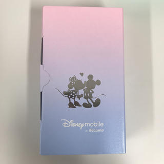 ディズニー(Disney)のディズニーモバイル(スマートフォン本体)