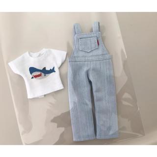 ミディブライス ✴︎  サロペット Tシャツ