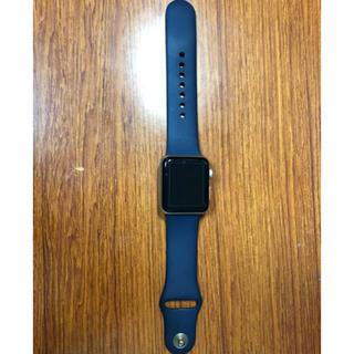 アップルウォッチ(Apple Watch)の最終値下げ Apple watch series1 ゴールド(腕時計(デジタル))
