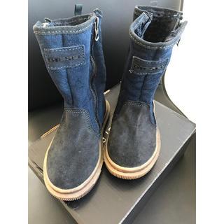 ディーゼル(DIESEL)のディーゼル 新品 ブーツ16cm(ブーツ)