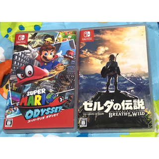 ニンテンドースイッチ(Nintendo Switch)のスイッチソフト マリオカート ゼルダ スプラトゥーン2(家庭用ゲームソフト)