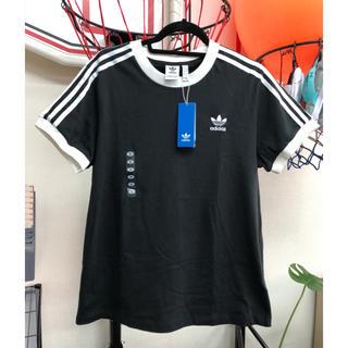 adidas - アディダスオリジナルス  レディースTシャツ 新品 Sサイズ