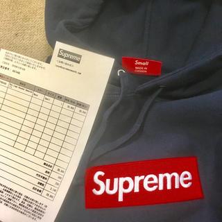 シュプリーム(Supreme)の【確認用】Supreme 16AW Box Logo Hooded(パーカー)