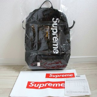 Supreme - supreme 17ss back pack