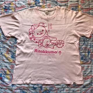 しまむら - リラクマ Tシャツ 美品