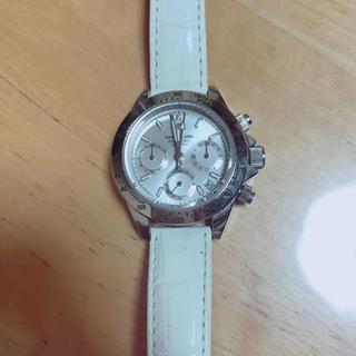 アンクラーク(ANNE CLARK)の【美品】腕時計 レディース(腕時計)