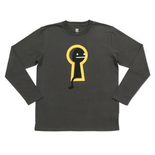 グラニフ(Design Tshirts Store graniph)の【新品未使用】グラニフ ロングスリーブ Tシャツ SS(Tシャツ/カットソー(七分/長袖))