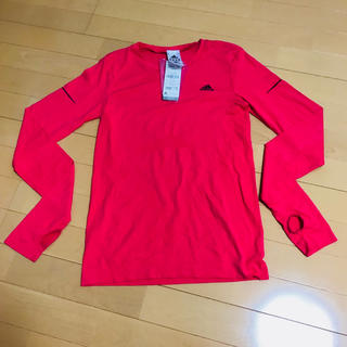 アディダス(adidas)の新品 アディダス スポーツ ロンT(Tシャツ(長袖/七分))