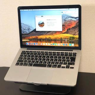 マック(Mac (Apple))のMacBook Pro Retina 13インチ Late2013(ノートPC)