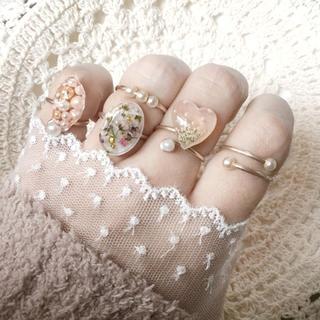 指輪セット 【M】ワイヤーリング