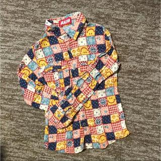 バハ(BAJA)のBAJA 120cm スマイルシャツ(Tシャツ/カットソー)