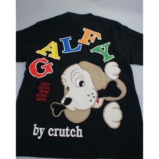 ガルフィー(GALFY)のA-318 ガルフィーGALFY Tシャツ 新品 黒(Tシャツ/カットソー(半袖/袖なし))