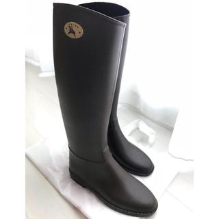 ダフナ(Dafna)のダフナ レインブーツ 長靴 23.5cm 37(レインブーツ/長靴)