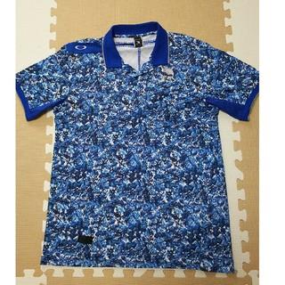 オークリー(Oakley)の美品 オークリーゴルフシャツ Lサイズ(ウエア)