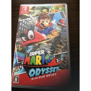 ニンテンドースイッチ(Nintendo Switch)の任天堂switchソフト スーパーマリオオデッセイ(家庭用ゲームソフト)