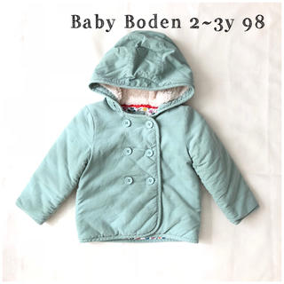 ボーデン(Boden)のBaby Boden キルティングジャケット 2~3y 98cm(ジャケット/上着)