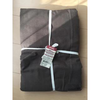 MUJI (無印良品) - 無印良品 こたつ布団カバー 正方形 新品未使用