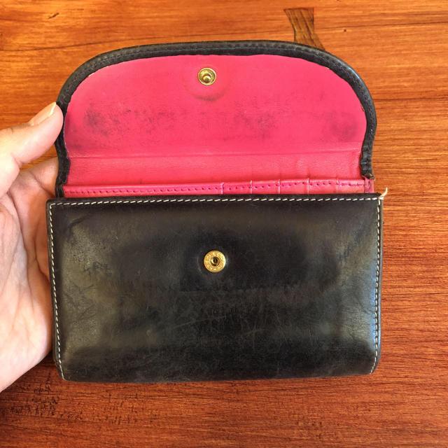 WHITEHOUSE COX(ホワイトハウスコックス)のWhite House Cox 三つ折り財布&レザークリーム メンズのファッション小物(折り財布)の商品写真