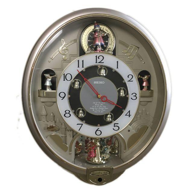 セイコー からくり 時計