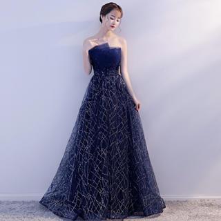 目立つ 高貴 優雅 淑女 ファッション ワインドレス パーテイードレス(ロングドレス)