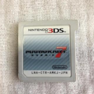 ニンテンドー3DS(ニンテンドー3DS)のマリオカート 7(携帯用ゲームソフト)
