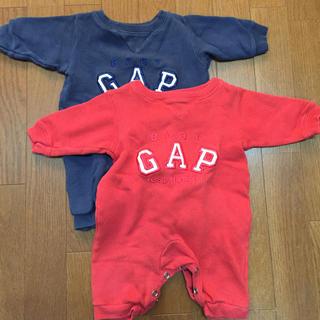 ベビーギャップ(babyGAP)のBABY GAP(ロンパース)