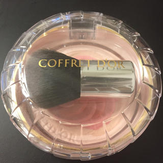 コフレドール(COFFRET D'OR)のコフレドール  スマイルアップチークスN 02 シアーピンク(チーク)