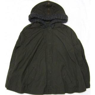 ギャップ(GAP)の女XS.S GAP ギャップ ポンチョ風2wayジャケット(ポンチョ)