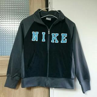 ナイキ(NIKE)のNIKE ナイキ キッズ  ジップアップジャンパー パーカー 140㎝(ジャケット/上着)