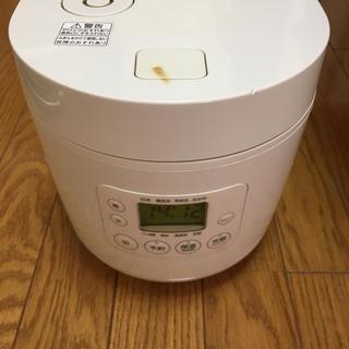 ムジルシリョウヒン(MUJI (無印良品))の専用♡無印良品 炊飯器 3合炊♡(炊飯器)