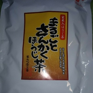 ティーライフ(Tea Life)のティーライフ まるごとさんかくほうじ茶(茶)