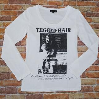スウィートビー(SWEET.B)のSweet.B スイートビー  長袖 ロンT Tシャツ サイズM ホワイト(Tシャツ(長袖/七分))