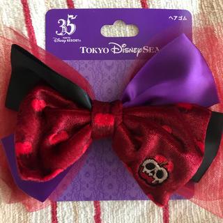 ディズニー(Disney)の35周年ディズニーハロウィンヘアゴム(ヘアゴム/シュシュ)