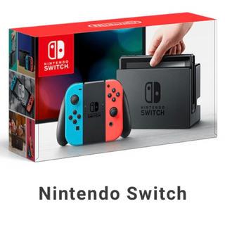 ニンテンドースイッチ(Nintendo Switch)のNintendoSwitch (家庭用ゲーム本体)