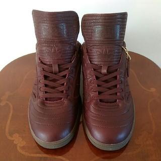 アディダス(adidas)のアディダス スケートボーディング ブセニッツ ホーウィン レザースニーカー(スニーカー)