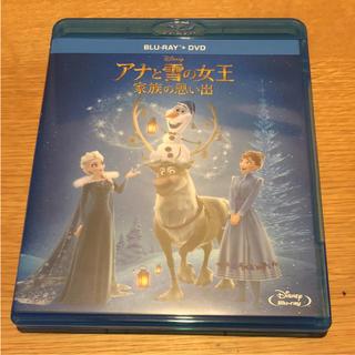 Disney - ブルーレイ アナと雪の女王 家族の思い出