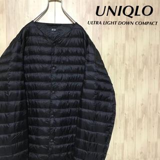 ユニクロ(UNIQLO)の美品 UNIQLO ULTRA LIGHT DOWN COMPACT(ダウンジャケット)